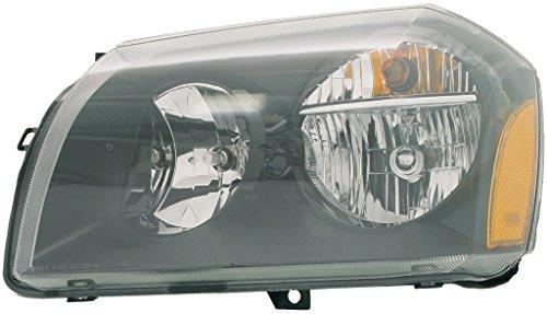 05 magnum headlight assembly - 2