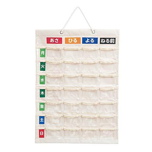 ナカバヤシ お薬カレンダー 壁掛けタイプ Mサイズ IF-3011