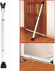 Master Lock Veiligheidsstang voor terrasdeur [Verstelbaar van 70 tot 112 cm] [Deurslot] 265EURD - Voor scharnierende en schuifdeuren