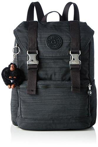 Kipling Experience S, Damen Rucksack, Black (Dazz Black), 26x32x16 cm (W x H x L)