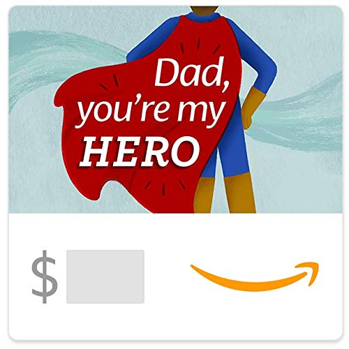Amazon eGift Card - Father's Day Superhero Dad