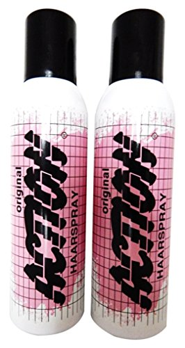 ACTION Original Lot de 2 flacons de spray pour cheveux 2 x 200 ml