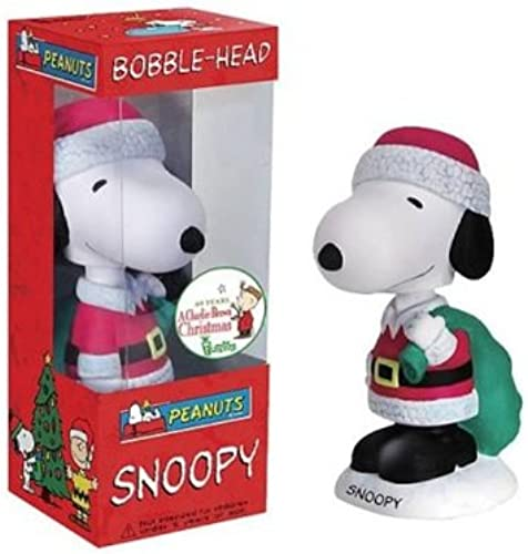 Peanuts Bobble Heads - Christmas Snoopy 15cm
