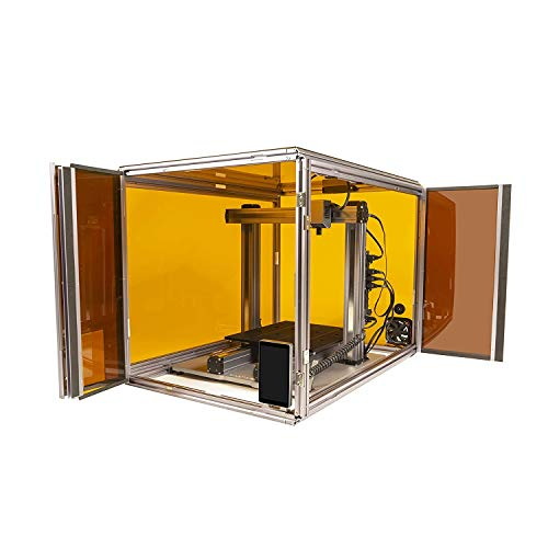 Enclosure for Snapmaker 2.0 3-in-1 3D Printer, Safer, Quieter, Smarter, compatible with A350
