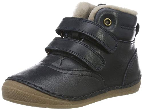 Froddo Unisex Baby G2110078 Stiefel, Blau (Dark Blue I17), 23 EU
