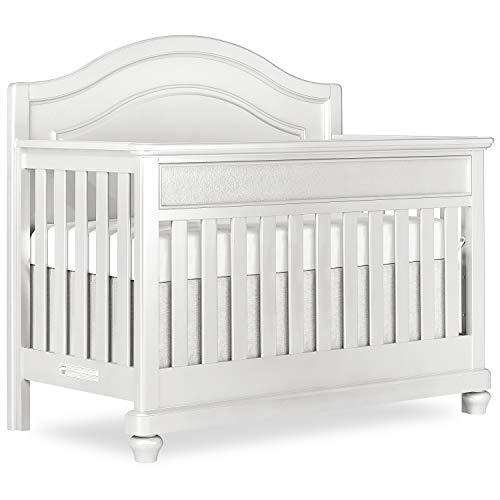 Evolur Signature Glam 5 in 1 Convertible Crib