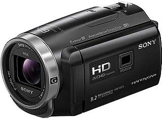 كاميرا هاندي كام من سوني مع جهاز عرض، اسود، HDR-PJ675