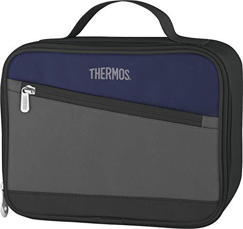 Thermos Essentials Standard Lunch Kit, Midnight Blue