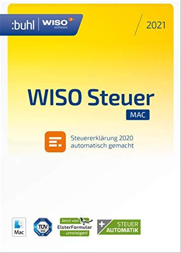 WISO Steuer-Mac 2021 (für Steuerjahr 2020) | 2021 | Mac | Mac Aktivierungscode per Email