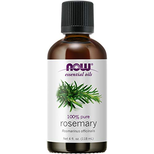 Now Essential Oils, Rosemary Oil, 4-Ounce