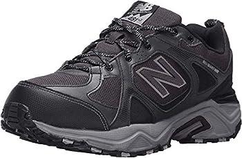 New Balance Men s 481 V3 Trail Running Shoe Black/Phantom 10.5 XW US