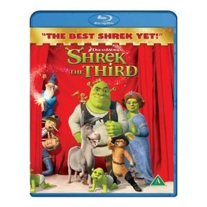 srek o tritos - shrek the third / σρεκ ο τρίτος - shrek the third