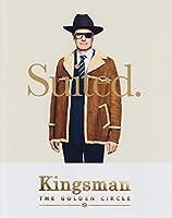 直輸入、大きな写真「キングスマン: ゴールデン・サークル」コリン・ファース、Kingsman: The Golden Circle