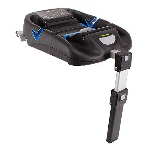 Isofix-Basis Kindersitzbefestigung - passend für Babyschalen der Hersteller Camarelo, Coletto, Milu Kids