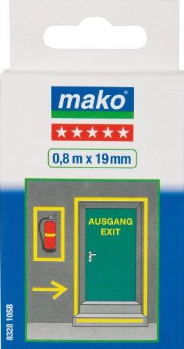 Mako Nacht-Leuchtfolie selbstklebend 19 mm x 0,8 m