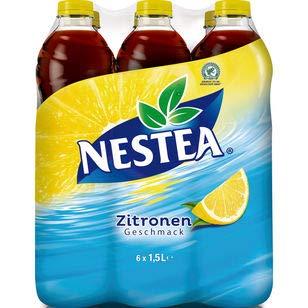 Nestea Zitrone, 6er Pack ( 6 x 1,5 l ) EINWEG