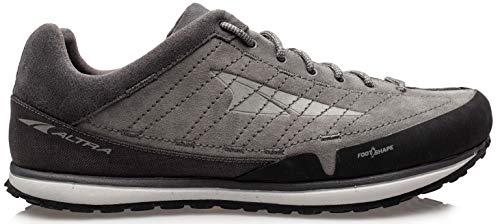 ALTRA Men's ALM1965F Grafton Outdoor Running Shoe, Gray - 9.5 M US