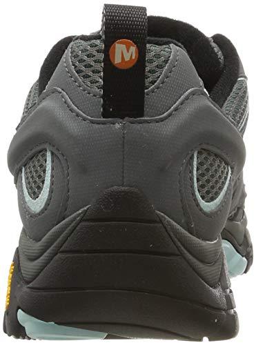 Merrell Women's Moab 2 Gtx Low Rise Hiking Shoes, Grey Sedona Sage, 5.5 UK