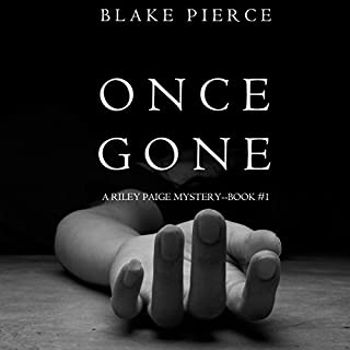 Once Gone audiobook cover art