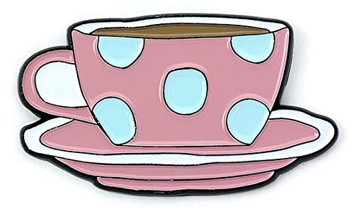 The Carat Shop Offizieller Kaffeebecher mit Aufschrift