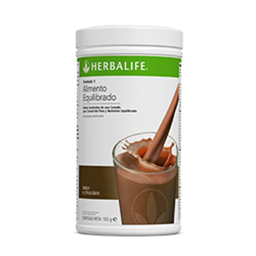 HERBALIFE - Formula 1 Nutritional Shake Mix Choccolate, 550g