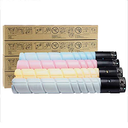 GYYG Para Konica Minolta TN321 Compatible Original Cartucho de tóner de fábrica utilizado para Konica Minolta Bizhub C224 284 364 7822 7828 Impresora Suministros de Impresora Conjunto de Cartucho