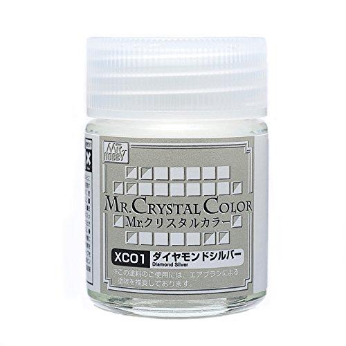 Mr.クリスタルカラー XC01 ダイヤモンドシルバー