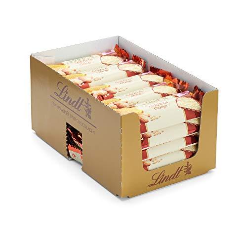 Lindt & Sprüngli Orangenmarzipan Riegel, 25er Pack (25 x 50 g)