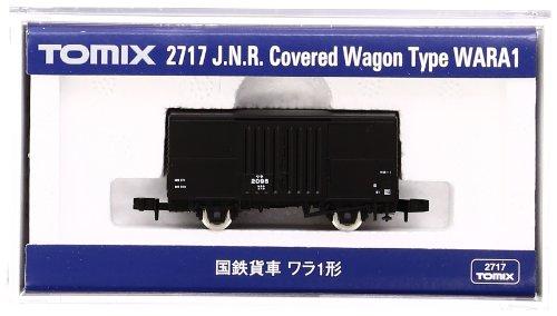 TOMIX Nゲージ ワラ1 2717 鉄道模型 貨車