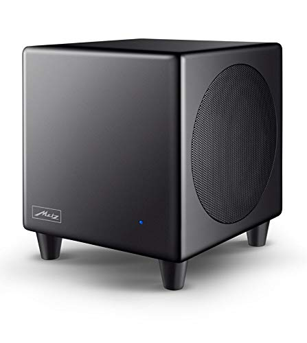 METZ SW 80 Subwoofer Bluetooth, 3,5 mm Stereo-Klinke, 230-240V, 50Hz