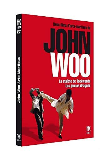 John Woo - 2 classiques de cinéma d'arts martiaux