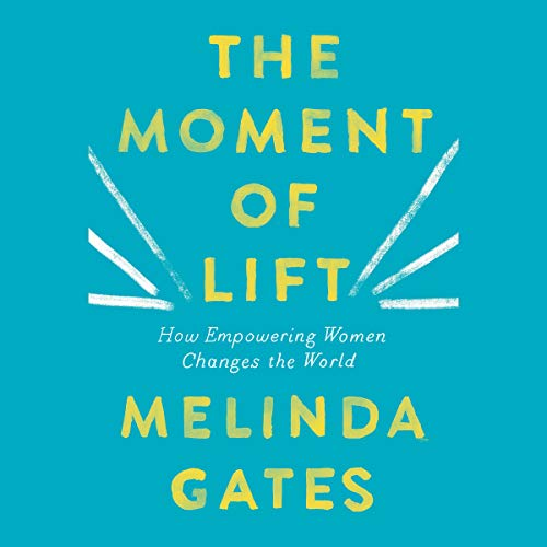 The Moment of Lift audiobook cover art