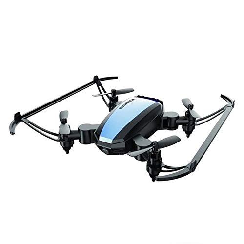 MPWPQ Drone globali GW125 Mini Pocket Droni for i Bambini Alta Attesa RC Mini Drone Dron Giocattoli Piccolo Quadrocopter VS E58 V2 S9W (Color : Blue)