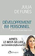Le développement (im)personnel de Julia de Funès