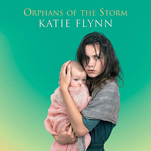 Orphans of the Storm audiobook cover art