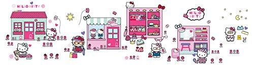 Hello Kitty - Pegatina para Pared, diseño de Tell a Story w