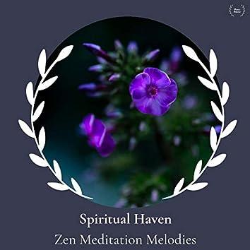 Spiritual Haven - Zen Meditation Melodies