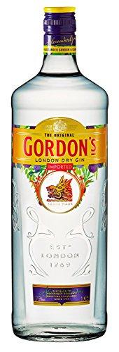2 x Gordon's Gin 37,5% 1l Flasche