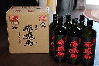 赤兎馬(せきとば)濱田酒造 720ml 芋 25度(6本入り)