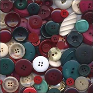 Buttons Galore GB133 Grab Bag Noel Button