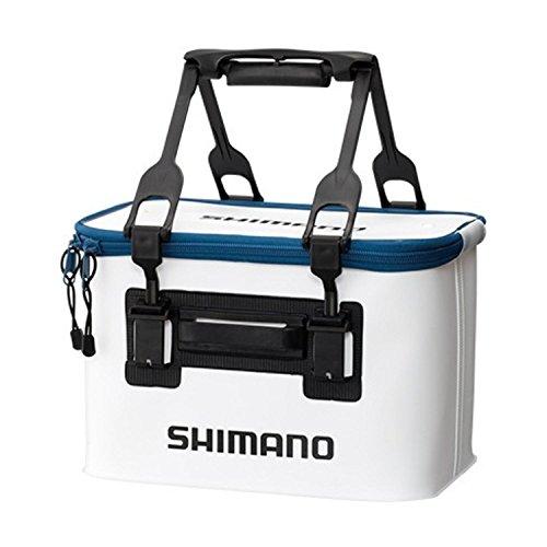 シマノ(SHIMANO) バッカンEV BK-016Q ホワイト 40cm