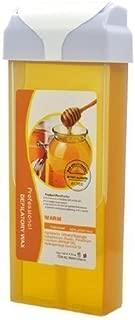 Roll-On HOT Depilatory Wax Cartridge WARM HONEY Heater Waxing Hair Removal