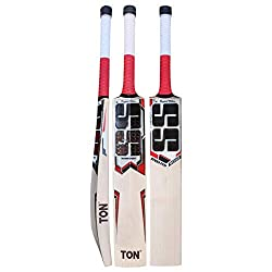 SS TON Cricket Bat English Willow for leather ball