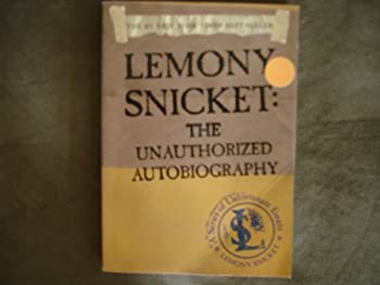Paperback Lemony Snicket: The Unauthorized Autobiography Book