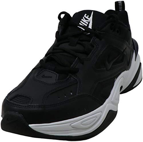 Nike M2K Tekno, Zapatillas de Running para Hombre, Multicolor (Black/Off White/Obsidian 002), 45.5 EU