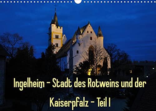Ingelheim - Ciudad del vino tinto y del palacio imperial - Parte I