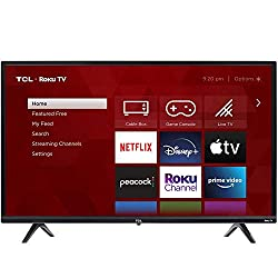 professional TCL 32S325 32 inch smart LED TV 720p ROKU (2019)