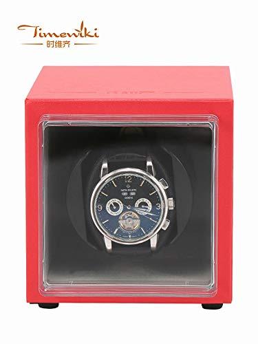 Mesa de agitación mecánica Mesa vibratoria a su Vez Individual de Almacenamiento de Tabla de Mesa Mini Caja procesamiento en el hogar (Color : RedPU)