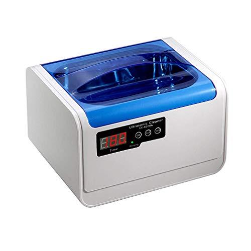 LMEIL Ultraschallreinigungsmaschine, Professioneller Ultraschall-Schmuckreiniger 47,3 Unzen (1400 ml) Digital beheizter Ultraschallreiniger zum Reinigen von Brillen, Uhren, Zahnersatz