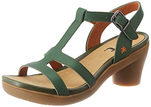 ART 1473 Grass Forest/Alfama, dames sandalen met open punt